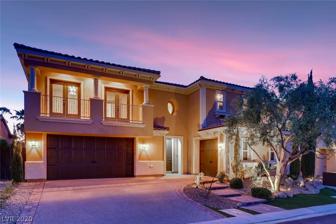 Photo of 15 BENEVOLO Drive, Henderson, NV 89011 (MLS # 2195717)