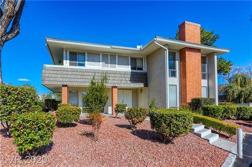 Photo of 794 OAKMONT Avenue #108, Las Vegas, NV 89109 (MLS # 2171718)