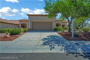Photo of 11069 CLEAR MEADOWS Drive, Las Vegas, NV 89134 (MLS # 2133719)