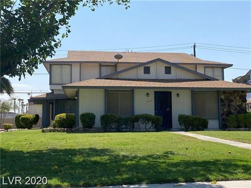 Photo of 1433 Elizabeth Avenue #3, Las Vegas, NV 89119 (MLS # 2250719)