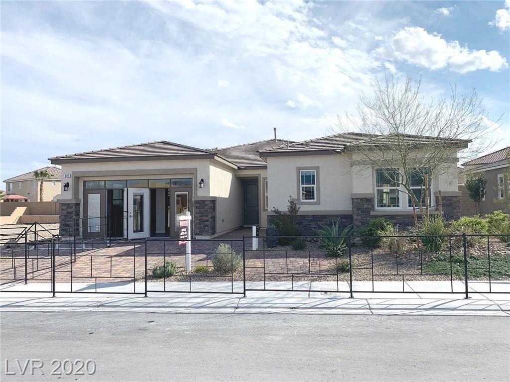 Photo of 907 JASON ALEXANDER Avenue, North Las Vegas, NV 89031 (MLS # 2172720)
