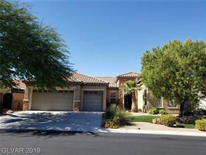 Photo of 2079 COTTON VALLEY Street, Henderson, NV 89052 (MLS # 2142721)
