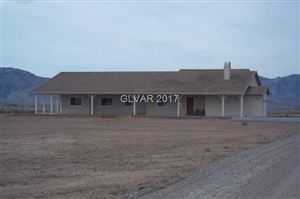 Photo of 3790 South BIG SKY, Pahrump, NV 89041 (MLS # 1867722)