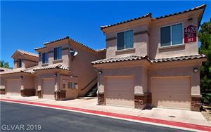 Photo of 4620 PUGLIA Lane #103, North Las Vegas, NV 89084 (MLS # 2106722)