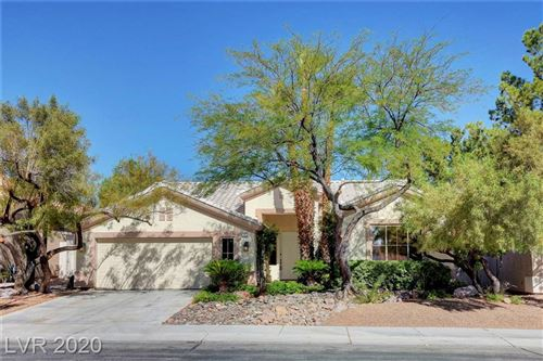 Photo of 56 CHATEAU WHISTLER Court, Las Vegas, NV 89148 (MLS # 2165722)