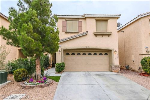 Photo of 9042 GRENACHE Street, Las Vegas, NV 89148 (MLS # 2166722)
