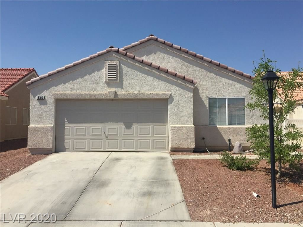 Photo of 336 RIVER GLIDER Avenue, North Las Vegas, NV 89084 (MLS # 2210722)