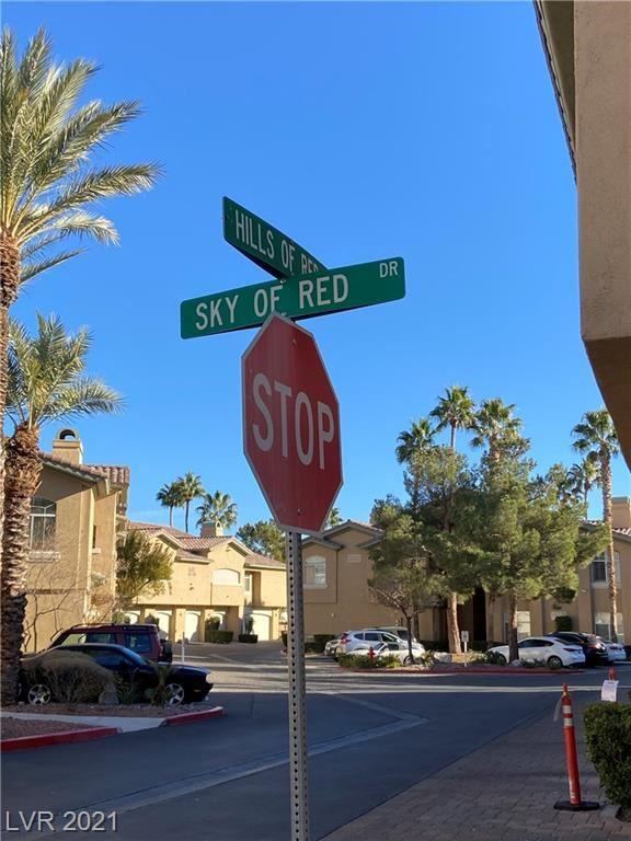 Photo of 1709 Sky Of Red Drive #204, Las Vegas, NV 89128 (MLS # 2260722)