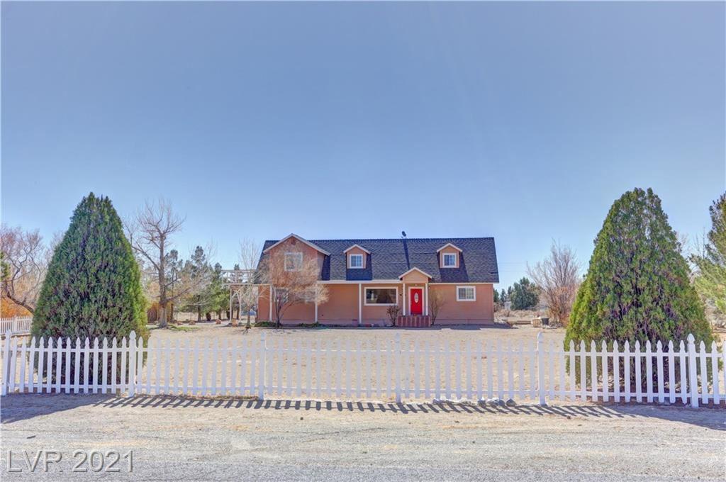 3231 Navajo Boulevard, Pahrump, NV 89061 - MLS#: 2272723