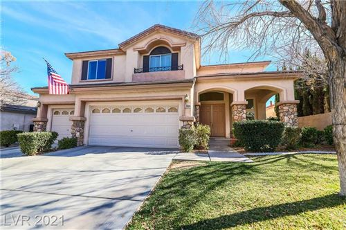 Photo of 2024 Spring Rose Street, Las Vegas, NV 89134 (MLS # 2271724)