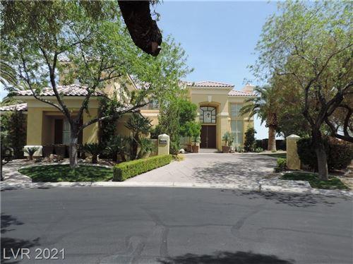 Photo of 8900 Tavistock Court, Las Vegas, NV 89134 (MLS # 2288724)