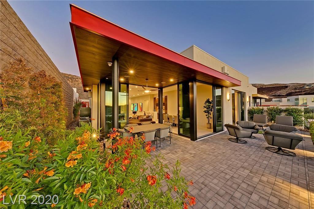 Photo of 455 Tranquil Peak Court, Henderson, NV 89012 (MLS # 2242724)