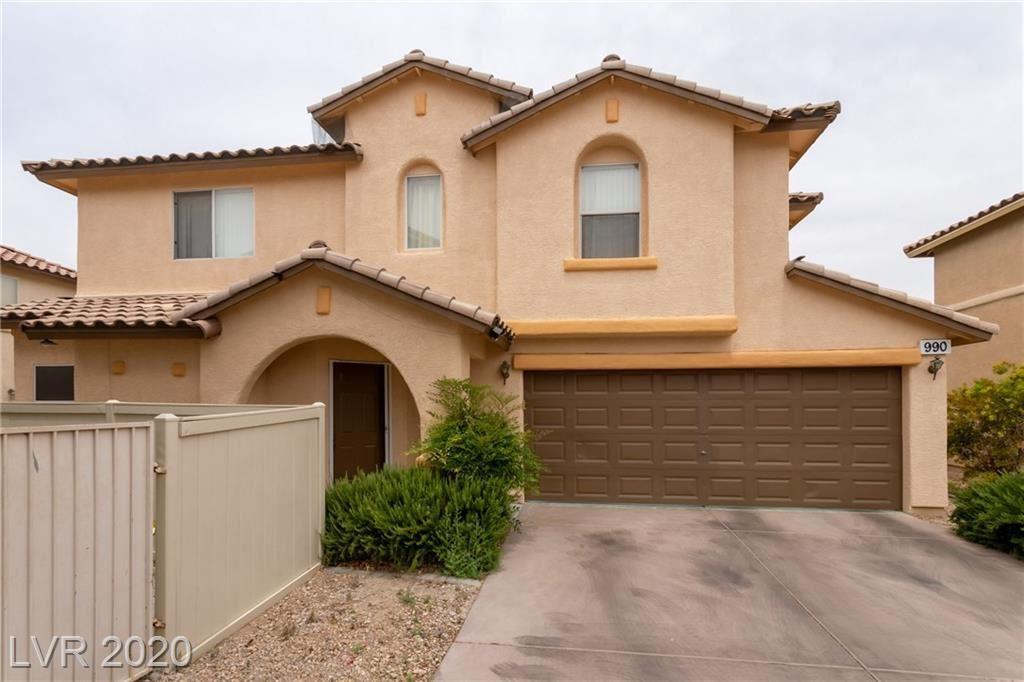 Photo of 990 Coronado Peak Avenue, Las Vegas, NV 89183 (MLS # 2200726)