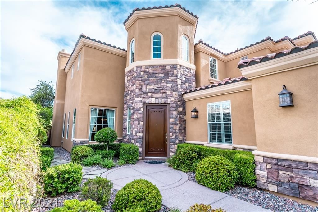 Photo of 11501 TIMBER MOUNTAIN Avenue, Las Vegas, NV 89135 (MLS # 2285726)