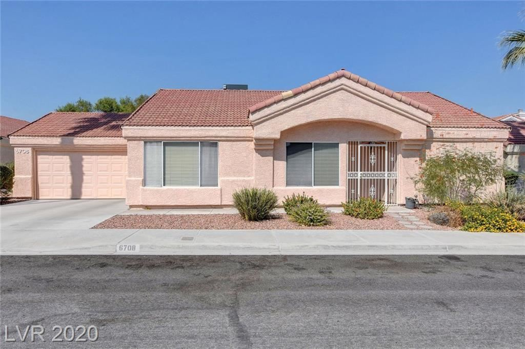 Photo of 6708 Silvery Avenue, Las Vegas, NV 89108 (MLS # 2233729)