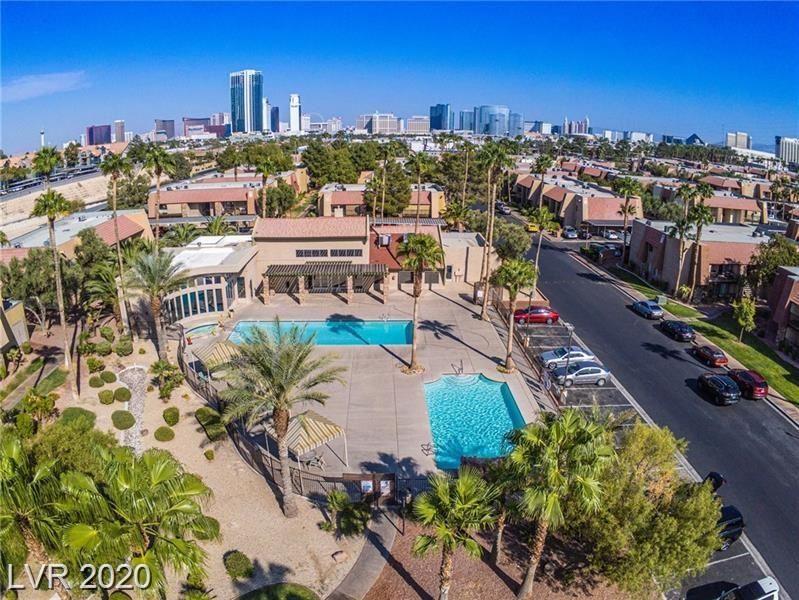 Photo of 5061 River Glen Drive #66, Las Vegas, NV 89103 (MLS # 2249729)