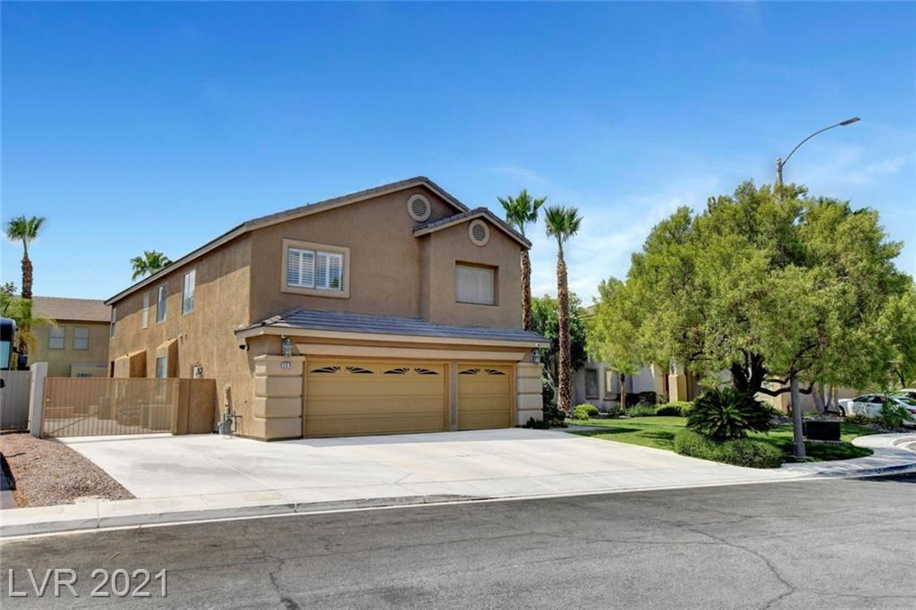 Photo of 239 Jumping Springs Place, Henderson, NV 89012 (MLS # 2327729)