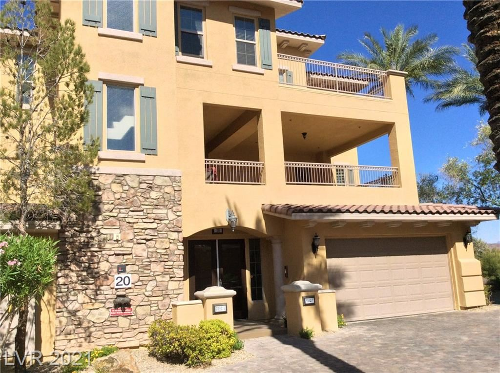 Photo for 20 Luce Del Sole #2, Henderson, NV 89011 (MLS # 2293730)