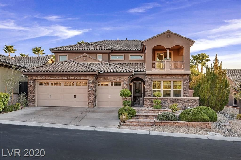 Photo of 2341 FRENCH ALPS Avenue, Henderson, NV 89044 (MLS # 2174731)