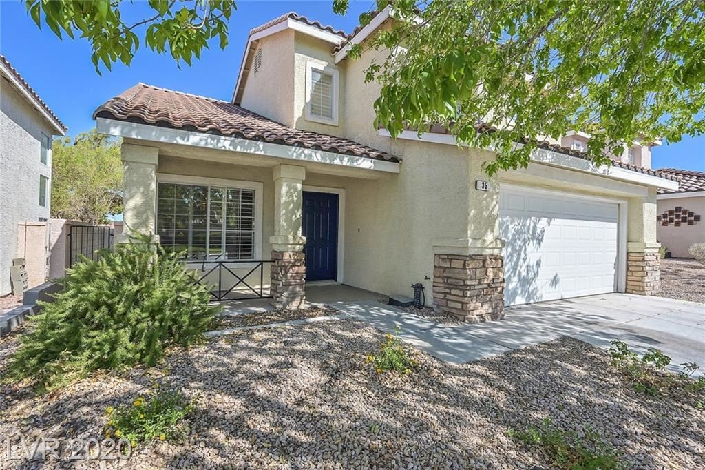 Photo of 35 Spur Cross Circle, Henderson, NV 89012 (MLS # 2231733)