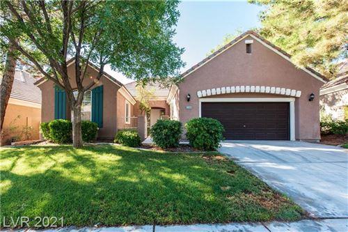 Photo of 9833 MISS PEACH Avenue, Las Vegas, NV 89145 (MLS # 2298734)