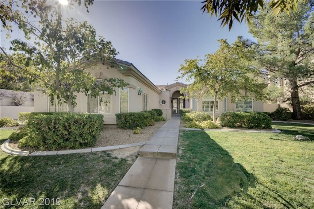 Photo for 2255 CANDLESTICK Avenue, Henderson, NV 89052 (MLS # 2146735)