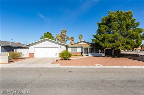 Photo of 4960 WELTER Avenue, Las Vegas, NV 89104 (MLS # 2155736)