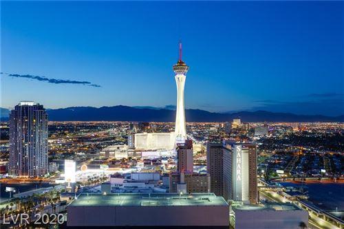 Tiny photo for 2747 PARADISE Road #3301, Las Vegas, NV 89109 (MLS # 2203738)