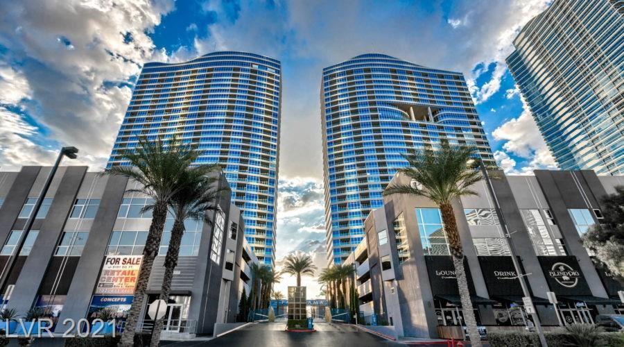 Photo of 4575 Dean Martin Drive #1106, Las Vegas, NV 89103 (MLS # 2282738)