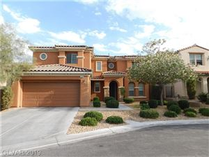 Photo of 7229 CAMPOLINA Court, Las Vegas, NV 89113 (MLS # 2118739)