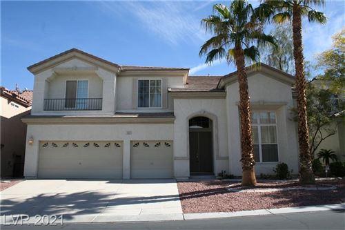 Photo of 132 Cascade Lake Street, Las Vegas, NV 89148 (MLS # 2342739)