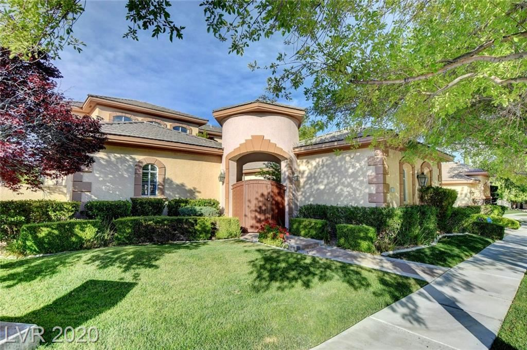 Photo of 660 Ravel Court, Las Vegas, NV 89145 (MLS # 2207739)