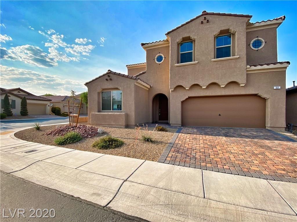 Photo of 22 SLOPING GREEN Drive, Las Vegas, NV 89148 (MLS # 2208739)