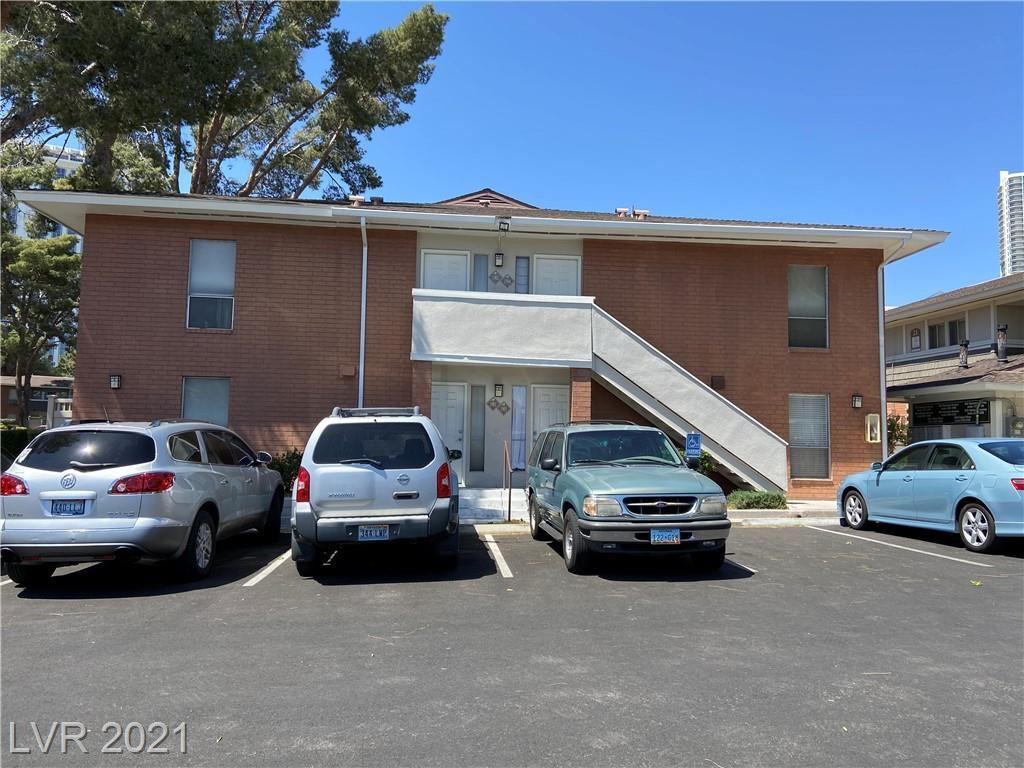 Photo of 634 Oakmont Avenue #1901, Las Vegas, NV 89109 (MLS # 2288739)