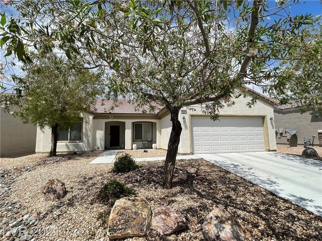 Photo of 7641 HOMING PIGEON Street, North Las Vegas, NV 89084 (MLS # 2316739)