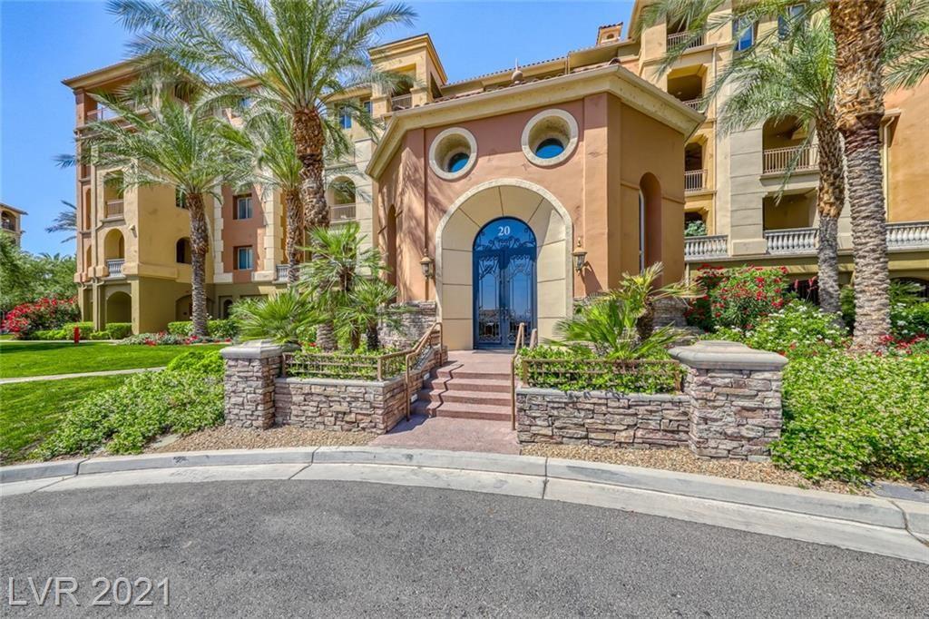 Photo for 20 Via Mantova Parkway #101, Las Vegas, NV 89011 (MLS # 2325739)
