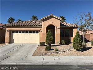 Photo of 6725 SAND SWALLOW Street, North Las Vegas, NV 89084 (MLS # 2148741)