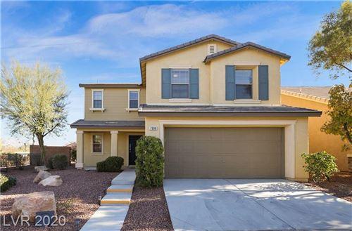 Photo of 7590 Pine Harbor Street, Las Vegas, NV 89166 (MLS # 2253742)