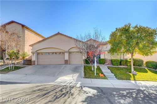 Photo of 2513 Breezy Cove Avenue, Henderson, NV 89052 (MLS # 2257742)