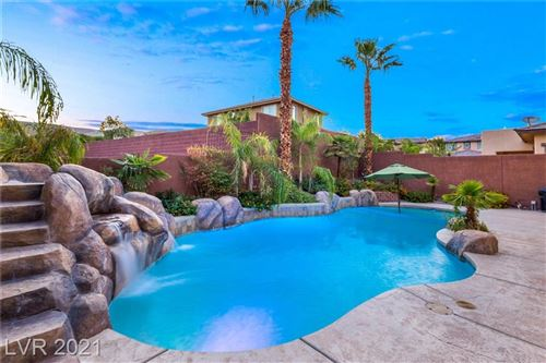 Photo of 5475 Sawleaf Road, Las Vegas, NV 89135 (MLS # 2331743)