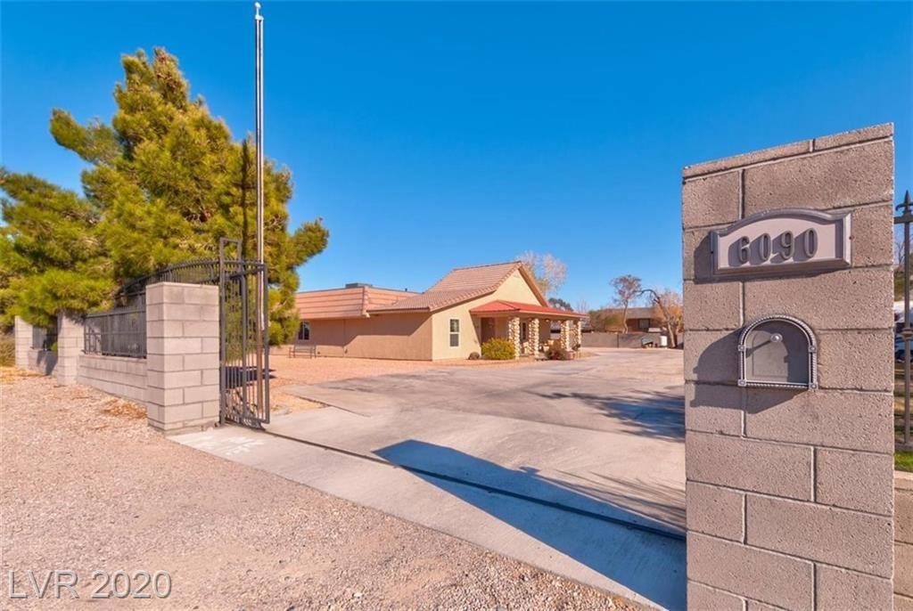 Photo of 6090 El Capitan Way, Las Vegas, NV 89149 (MLS # 2250743)