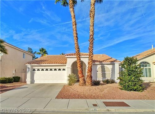 Photo of 2520 CLARIDGE Avenue, Henderson, NV 89074 (MLS # 2156744)