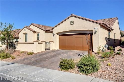 Photo of 477 Intonation Street, Henderson, NV 89011 (MLS # 2261744)