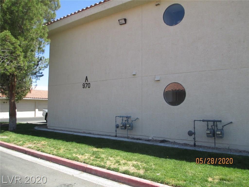 Photo of 970 Sloan #104, Las Vegas, NV 89110 (MLS # 2200745)