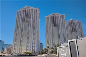 Photo of 125 East HARMON Avenue #411, Las Vegas, NV 89109 (MLS # 2147746)