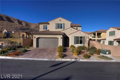Photo of 12797 Tomessa Street, Las Vegas, NV 89141 (MLS # 2263746)