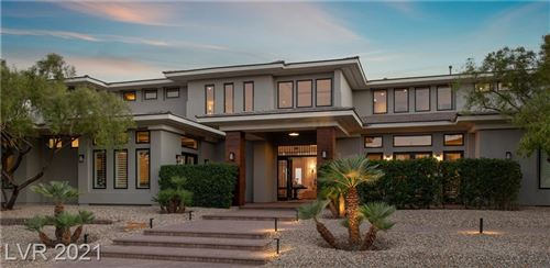 Photo of 15 Painted Feather Way, Las Vegas, NV 89135 (MLS # 2341746)