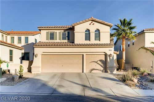 Photo of 5550 GOLDEN PALMS Court, Las Vegas, NV 89148 (MLS # 2165747)
