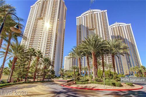 Photo of 145 Harmon Avenue #308, Las Vegas, NV 89109 (MLS # 2254747)