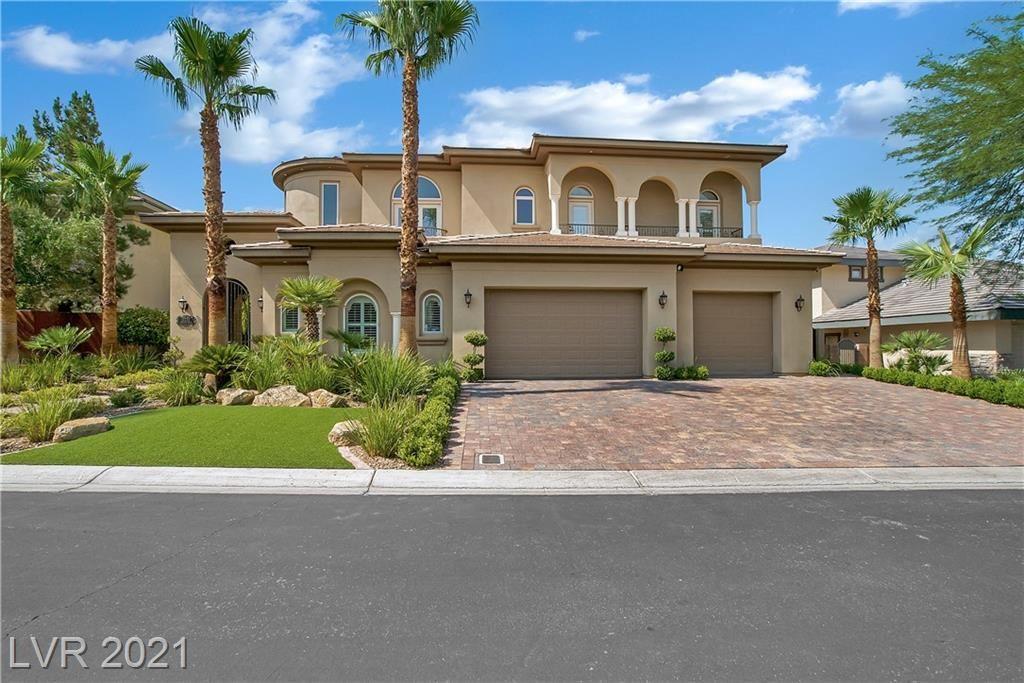 Photo of 10200 Cresent Mesa Lane, Las Vegas, NV 89145 (MLS # 2324747)
